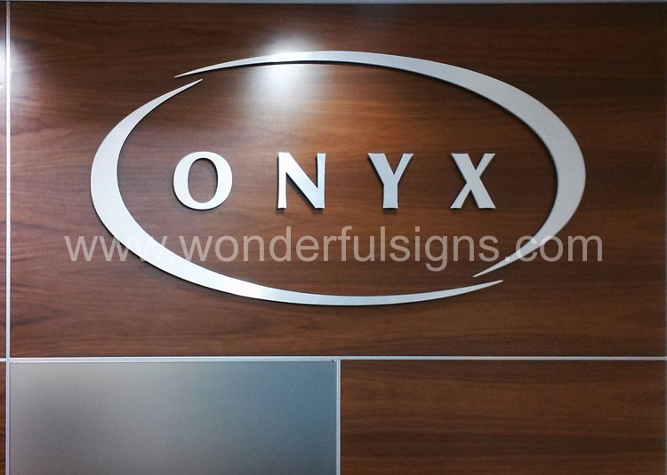 Metal Cut Out Letters & Signs Dimensional Letters  Metal Letters  Wonderful Signs New York